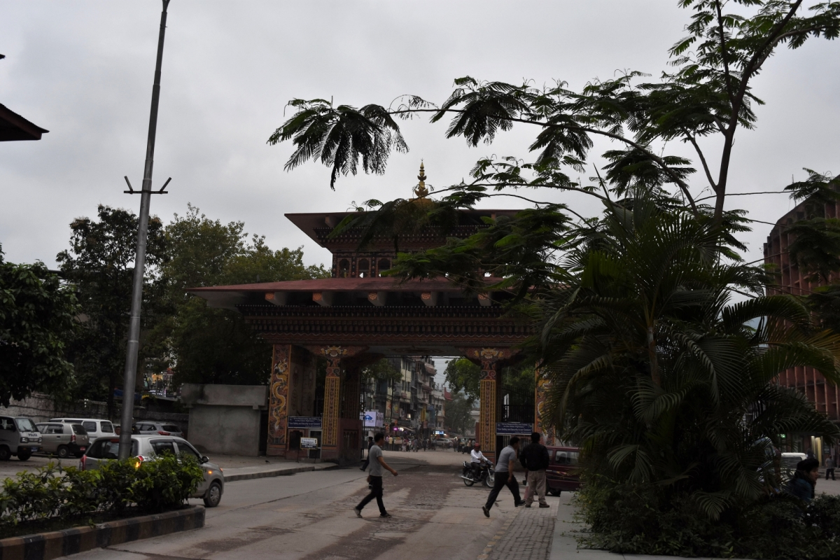 Hyderabad to Bhutan