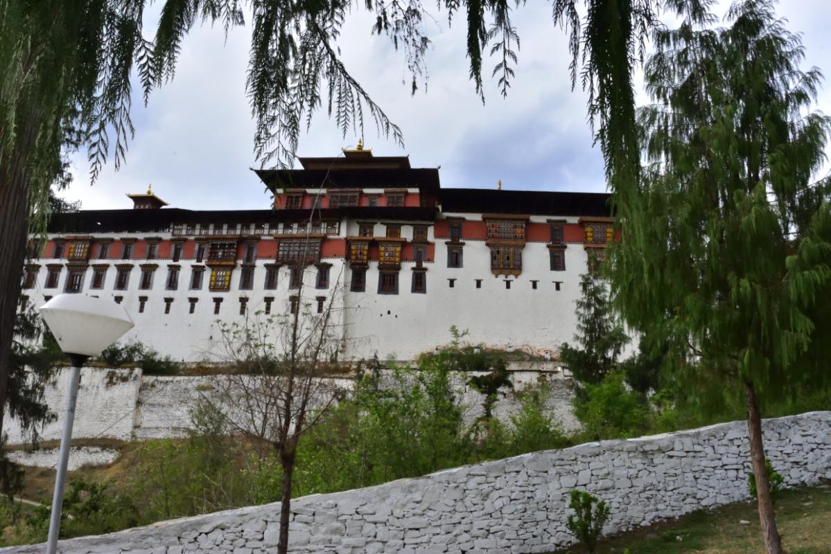 Rinpung Dzong - Bhutan