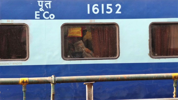 Indian Railways 127